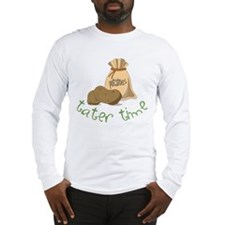 Tater Time Long Sleeve T-Shirt