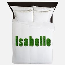 Isabelle Grass Queen Duvet