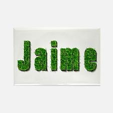 Jaime Grass Rectangle Magnet