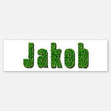 Jakob Grass Bumper Bumper Bumper Sticker