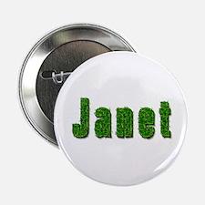 Janet Grass Button