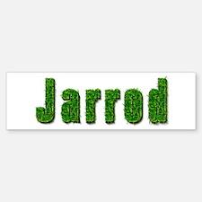 Jarrod Grass Bumper Bumper Bumper Sticker