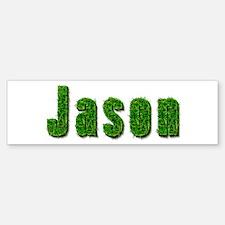 Jason Grass Bumper Bumper Bumper Sticker