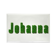 Johanna Grass Rectangle Magnet