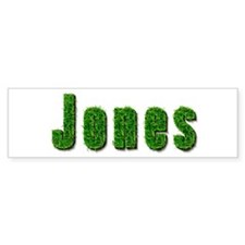 Jones Grass Bumper Bumper Sticker