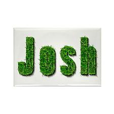 Josh Grass Rectangle Magnet