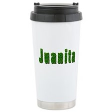Juanita Grass Travel Mug