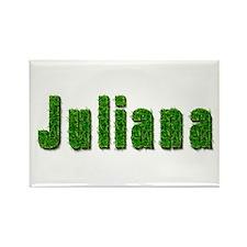 Juliana Grass Rectangle Magnet