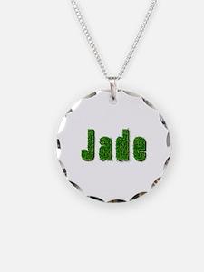 Jade Grass Necklace