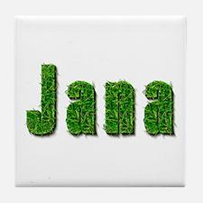 Jana Grass Tile Coaster