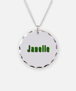 Janelle Grass Necklace