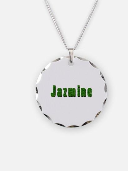 Jazmine Grass Necklace