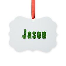Jason Grass Ornament