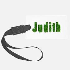 Judith Grass Luggage Tag