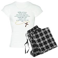 Hail Mary Pajamas