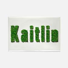 Kaitlin Grass Rectangle Magnet