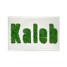 Kaleb Grass Rectangle Magnet