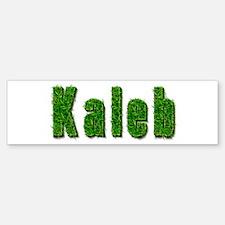 Kaleb Grass Bumper Bumper Bumper Sticker