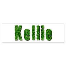 Kellie Grass Bumper Car Sticker