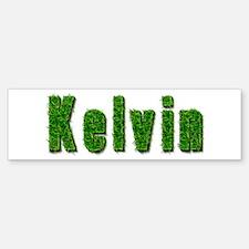 Kelvin Grass Bumper Bumper Bumper Sticker