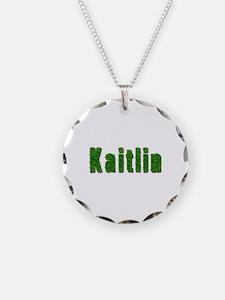 Kaitlin Grass Necklace