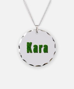 Kara Grass Necklace