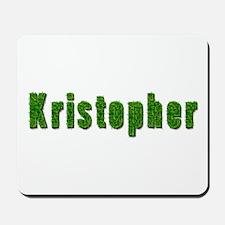 Kristopher Grass Mousepad
