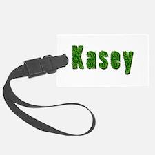 Kasey Grass Luggage Tag