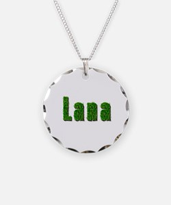 Lana Grass Necklace