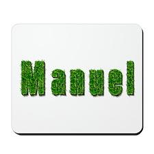 Manuel Grass Mousepad