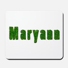 Maryann Grass Mousepad