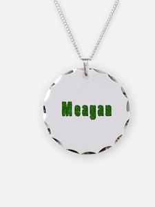Meagan Grass Necklace