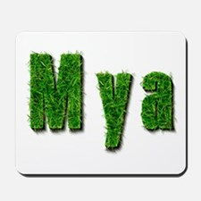 Mya Grass Mousepad