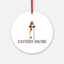 Eastern Shore MD - Lighthouse Design. Ornament (Ro