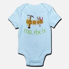 Mr. Fix It Infant Bodysuit