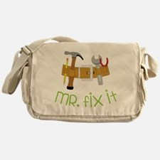 Mr. Fix It Messenger Bag