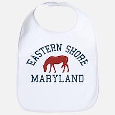 Eastern Shore MD - Ponies Design. Bib