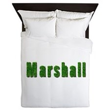 Marshall Grass Queen Duvet