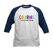Super Power: Coloring Tee