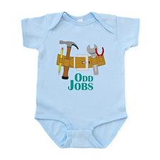Odd Jobs Infant Bodysuit