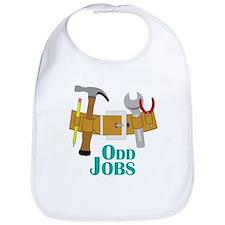 Odd Jobs Bib