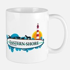 Eastern Shore MD - Surf Design. Mug