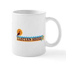 Eastern Shore MD - Beach Design. Mug
