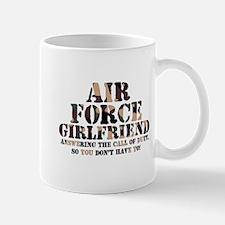 AF Girlfriend Answering Call Mug