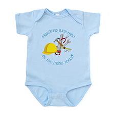 Too Many Tools Infant Bodysuit
