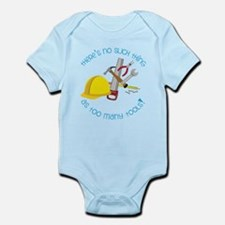 Too Many Tools Infant Bodysuit