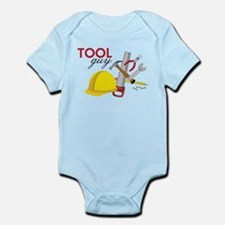 Tool Guy Infant Bodysuit