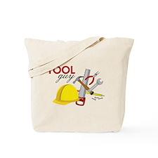 Tool Guy Tote Bag