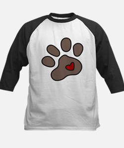 Puppy Paw Tee