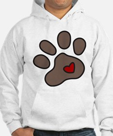 Puppy Paw Hoodie